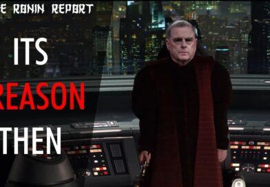 The Ronin Report: It's Treason Then